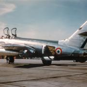 Vautour II N de l'EC 3/30 Lorraine