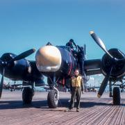 B-26 N Invader de l'ECN 1/71