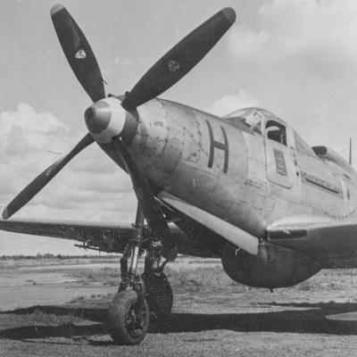 1950 - Le Normandie-Niemen en Indochine