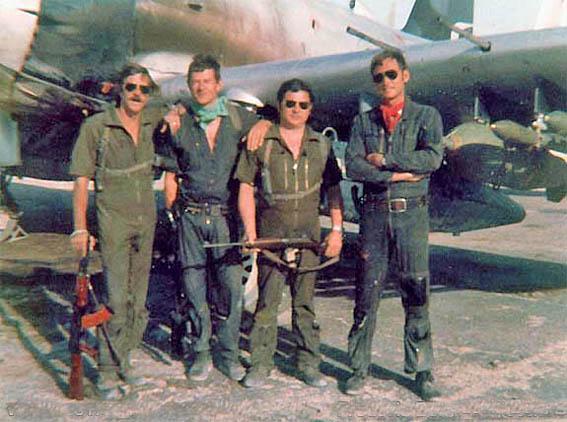 4 pilotes
