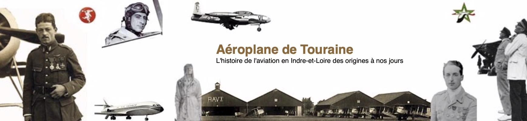 Aéroplane de Touraine