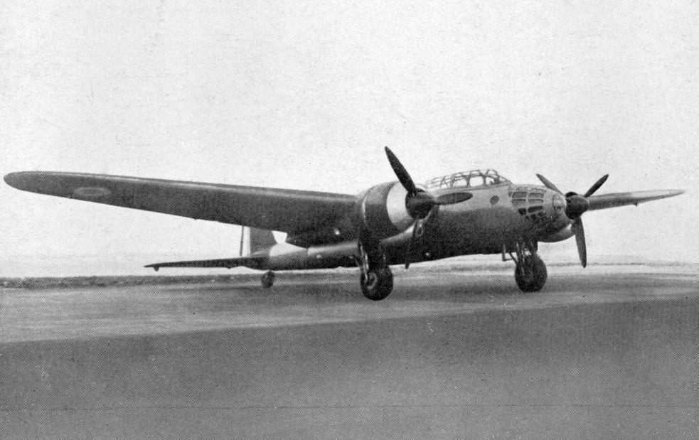 Amiot 354 photo l aerophile february 1940