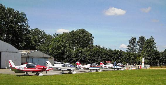 Bernay airfield 1