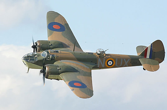 Blenheim 1a