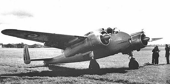 Breguet 690
