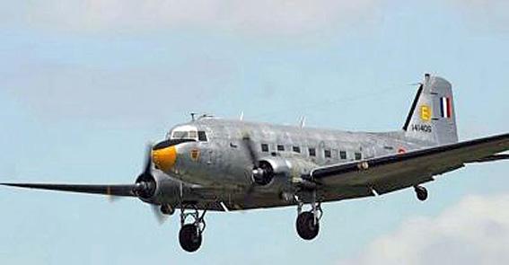 C 47 dakota