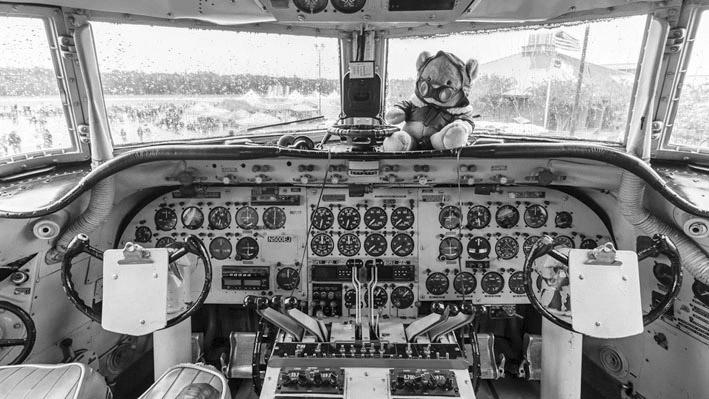 Cockpit dc 5