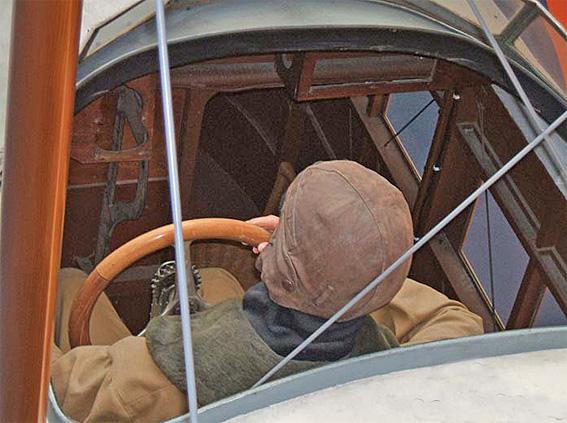 Cockpit goliath