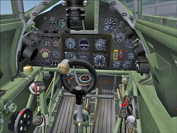 Cockpit hurricane