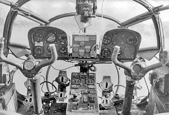 Cockpit siebel