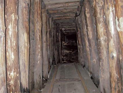 Entre e tunnel