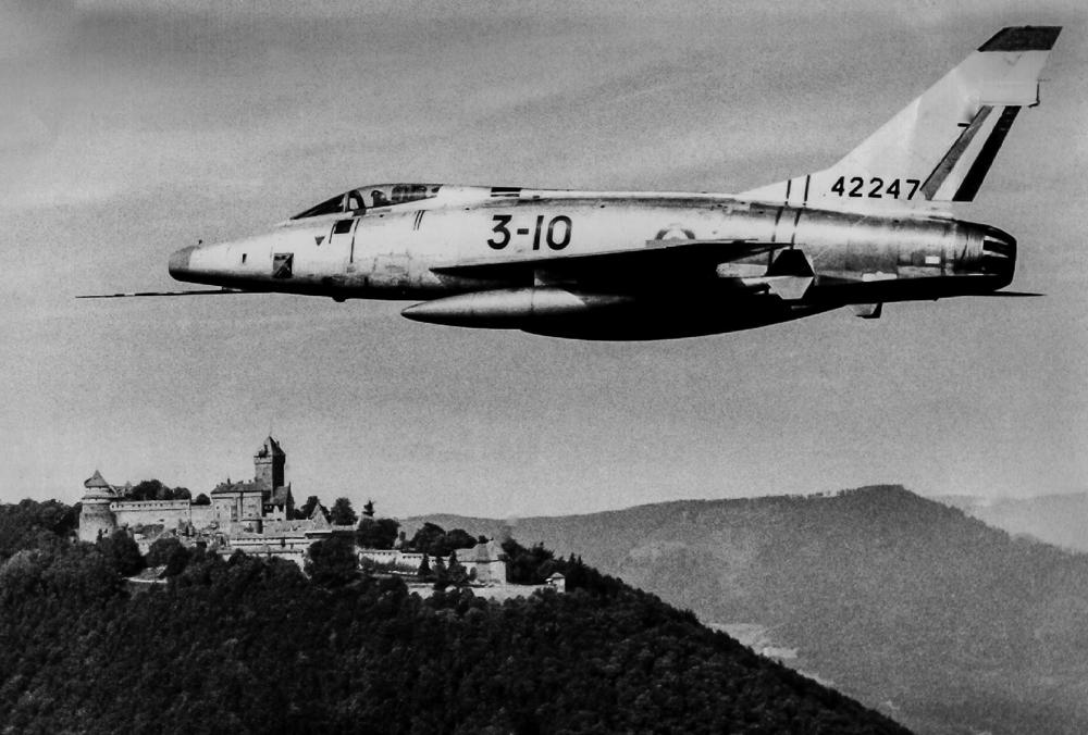F-100 Ht Koenigsbourg
