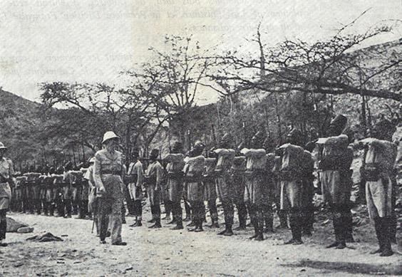 Gal dg et troupes