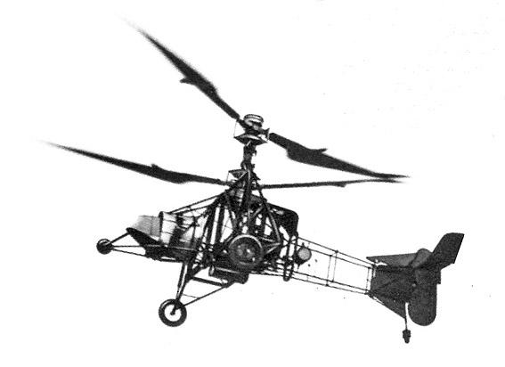 Gyroplane