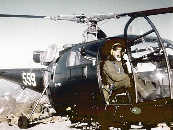 Pilote alouette