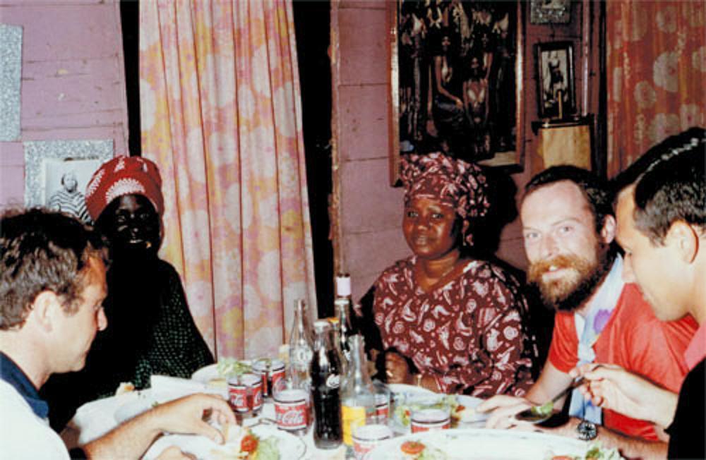 Repas bololo Dakar