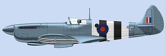 Spitfire prxi